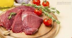 Ăn nhiều thịt đỏ khiến trẻ em gái dậy thì sớm