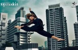Next Top Châu Á: Quỳnh Mai xếp thứ 2, được giám khảo khen hết lời