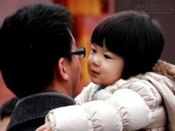 Muốn làm tổng thống của một quốc gia, trước tiên phải làm một người cha tốt