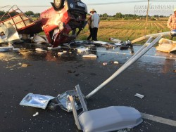 Phần lớn tai nạn xảy ra