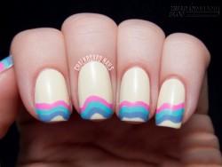 Dạy bạn vẽ móng tay rực rỡ để chuẩn bị đón mùa hè
