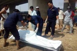 Phát hiện thi thể nghi là nạn nhân vụ sập cầu Ghềnh