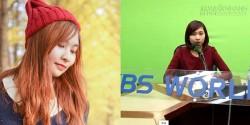 Nữ du học sinh Việt làm phát thanh viên tại Đài KBS