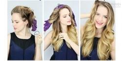 2 cách làm xoăn tóc không cần nhiệt và hóa chất