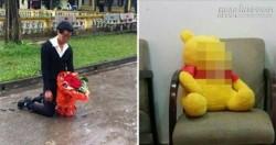Bị bạn gái đá ngay lập tức vì món quà khiến triệu người khóc thét
