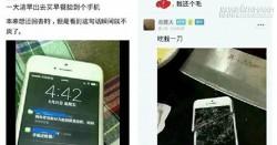 Chặt đôi chiếc iPhone 6S vừa nhặt được chỉ vì đọc được tin nhắn này của chủ