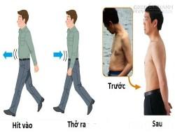Bác sĩ người Nhật Bản hướng dẫn cách đi bộ giảm 10 kg chỉ trong 3 tháng