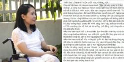 Cô gái trên xe lăn và phát ngôn sửng sốt về thất bại lớn nhất của một người phụ nữ