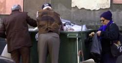 Thấy người nghèo đói bới thùng rác tìm thức ăn, người phụ nữ xinh đẹp này quyết định làm một việc…