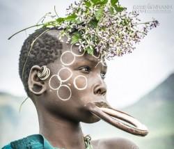 Đến Ethiopia xem bộ lạc kì dị nhất thế giới