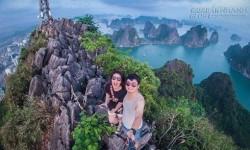 Núi Bài Thơ - điểm check in mới ở Hạ Long