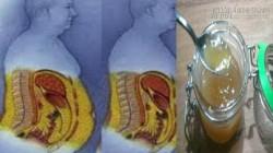 Đánh bay mỡ bụng, hết táo bón chỉ cần uống 2 muỗng này mỗi ngày