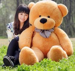 Hào hứng mua gấu bông trên mạng, cô gái không ngờ nhận cái kết đắng