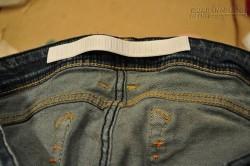 Mẹo cực hay giúp nàng đối phó với quần jeans quá chật hay quá rộng
