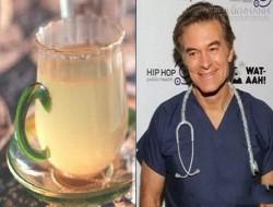 Tiến sĩ Oz chia sẻ thức uống tự chế đốt cháy chất béo trong lúc ngủ