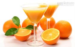 6 lưu ý cần ghi sổ khi uống nước cam