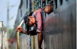 Nắng nóng 49,5 độ C ở Ấn Độ, 135 người chết