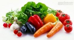 Vì sao bữa ăn không thể thiếu rau quả