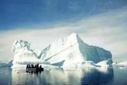 Du lịch vùng cực để nhận thức biến đổi khí hậu