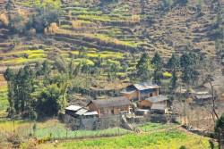 Những thung lũng nhỏ hút hồn người ở Phố Bảng Đồng Văn