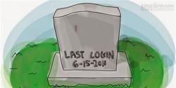 Khi ai đó mất đi, tài khoản mạng xã hội của họ sẽ ra sao?