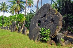 Đảo Yap – hòn đảo với đồng tiền khổng lồ kỳ lạ