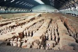 Bí ẩn lăng mộ chưa ai chạm đến được của Tần Thủy Hoàng