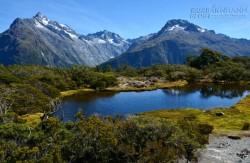 Routeburn Track, con đường hạnh phúc ở New Zealand