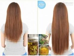 Trị rụng tóc và kích thích tóc mọc dày dài chỉ sau 1 tháng nhờ sả
