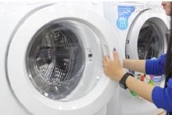 Khỏi lo tốn điện, nước với mẹo dùng máy giặt này