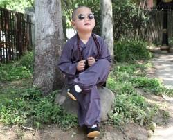 50 bé trai đọ sắc tìm tiểu hòa thượng đáng yêu nhất