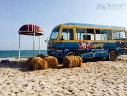 LU Glamping – điểm cắm trại mới toanh siêu dễ thương trên bãi biển Kê Gà