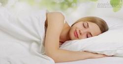 Tuyệt chiêu chữa chảy nước miếng khi ngủ khỏi ngay tức thì
