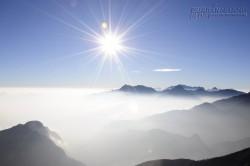 Top 5 ngọn núi làm say lòng các phượt thủ