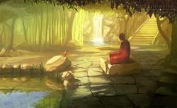 Phật dạy: Nhẫn là chìa khóa để tránh mọi đau thương, đại họa