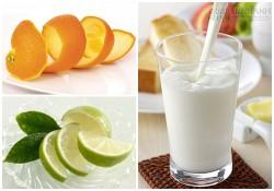 Những thứ tuyệt đối không được ăn với sữa sẽ biến thành chất độc