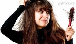 Chữa tóc rụng cực nhanh bằng mẹo đơn giản