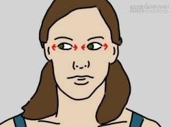 5 phút cho mỗi ngày, đôi mắt sẽ sáng khỏe, không lo cận ghé thăm với bài tập đơn giản này