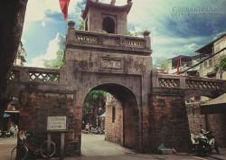 5 cửa ô Hà Nội và dấu tích Hoàng thành Thăng Long xưa