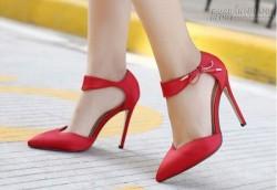 8 mẫu giày cao gót giá rẻ cực sành điệu bạn nên sắm ngay