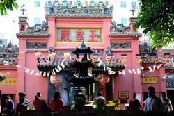 Cận cảnh chùa Ngọc Hoàng, nơi Tổng thống Obama tham quan
