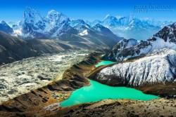 10 thắng cảnh thiên nhiên đẹp và huyền bí ở châu Á