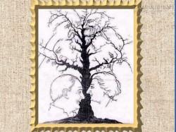 Số người nhìn thấy hết đầu người trên cây này chỉ đếm trên đầu ngón tay