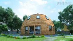 7 ngôi nhà ấn tượng, bất chấp mọi thảm họa tự nhiên