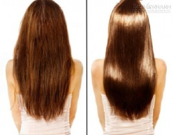 Gội đầu với nước này, tóc 5 ngày không gàu, không ngứa, không bết
