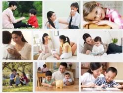 Những nguyên tắc dạy con trẻ trở nên thành đạt dành cho các bậc cha mẹ