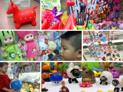 Loại bỏ 6 loại đồ chơi Trung Quốc trong danh sách tiêu dùng cho con bạn