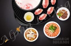 Bếp lẩu nướng đa năng - Sản phẩm không thiếu thiếu trong căn bếp của bạn