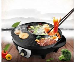5 lý do nên mua bếp lẩu nướng điện đa năng