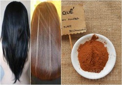 Biến tóc đen thành tóc nâu, tóc khô xơ trở nên suôn mượt đẹp hơn cả salon đắt tiền chỉ bằng mật ong và bột quế